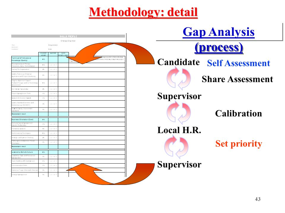 Gap Analysis (process)