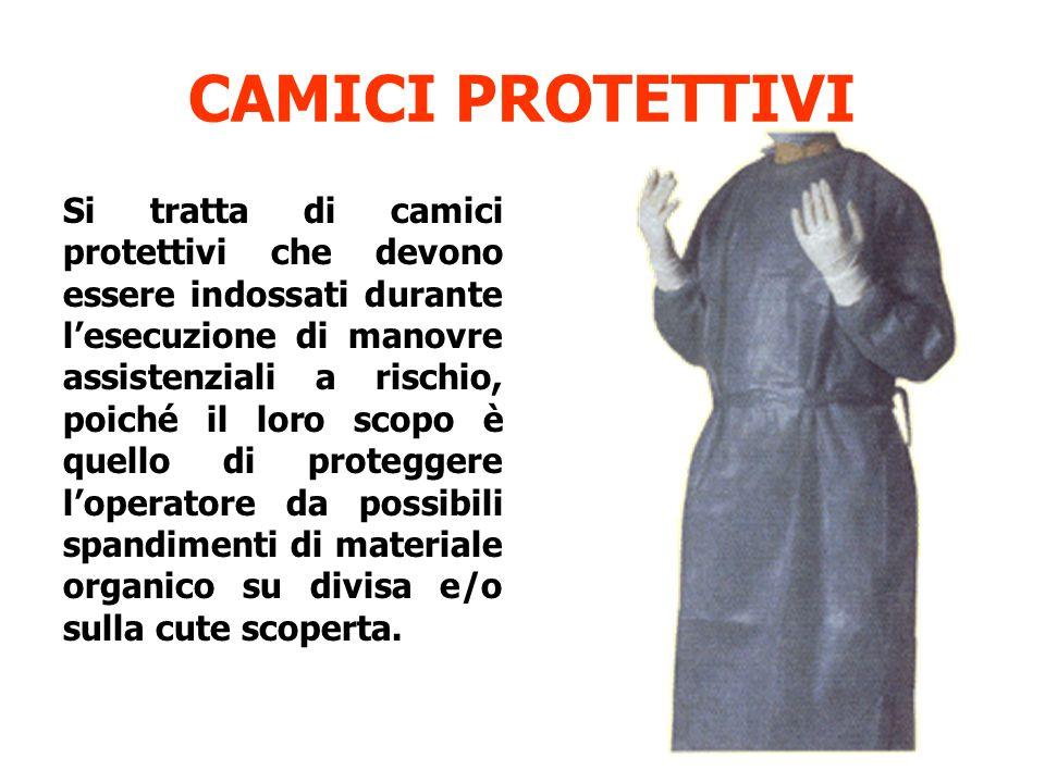 CAMICI PROTETTIVI