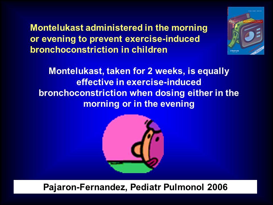 Pajaron-Fernandez, Pediatr Pulmonol 2006