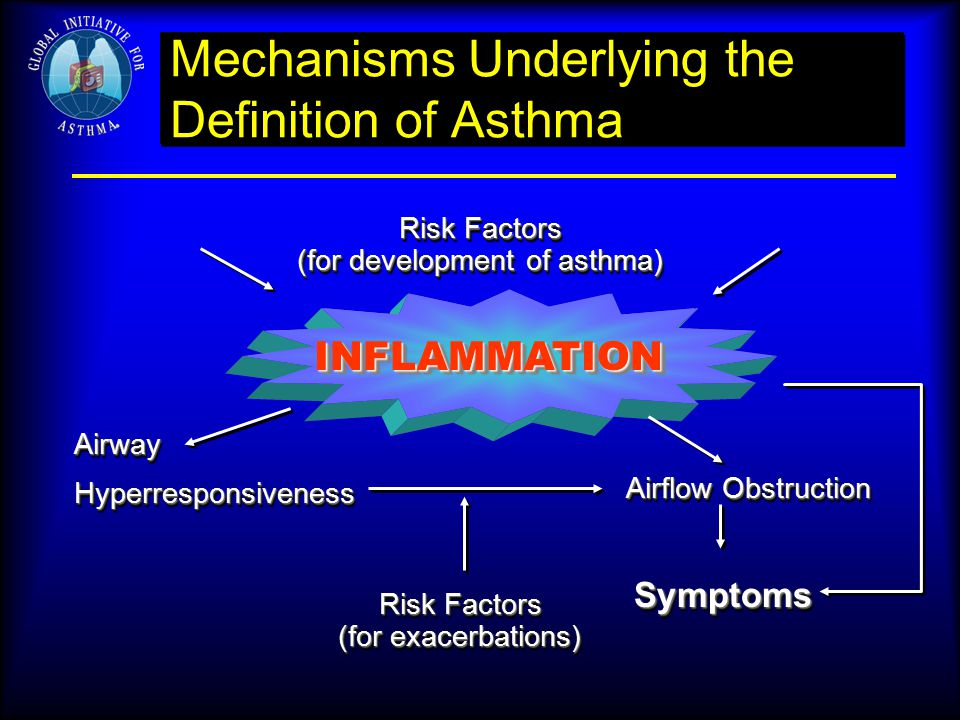 Mechanisms Underlying the Definition of Asthma
