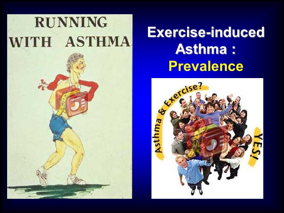 Exercise-induced Asthma : Prevalence