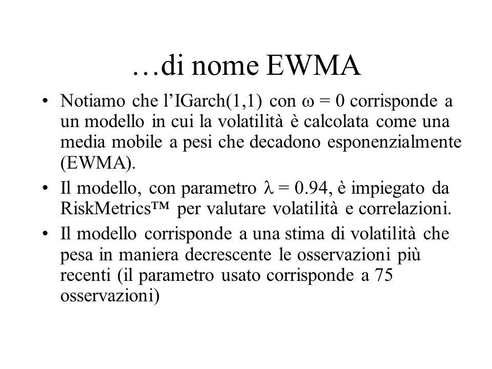 …di nome EWMA