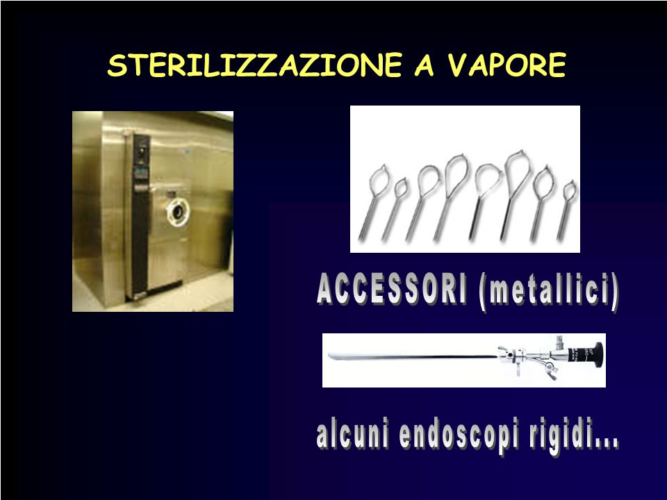 ACCESSORI (metallici) alcuni endoscopi rigidi...