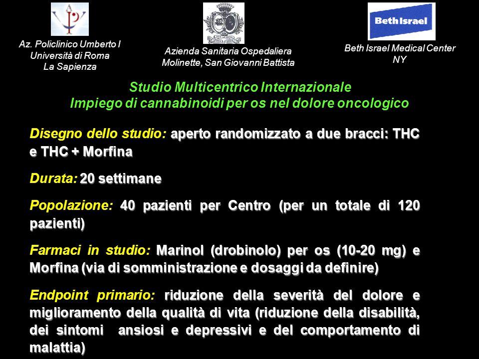 Studio Multicentrico Internazionale