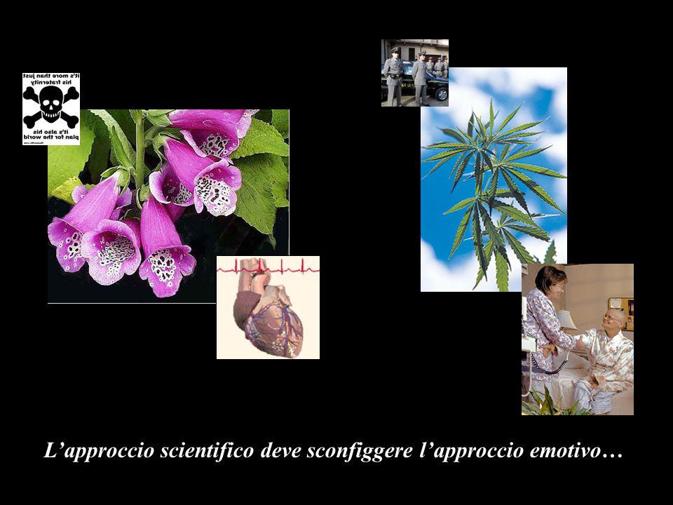 L'approccio scientifico deve sconfiggere l'approccio emotivo…