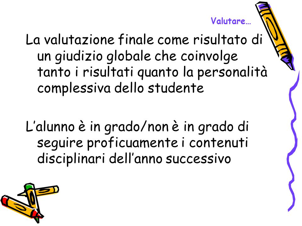 Valutare…