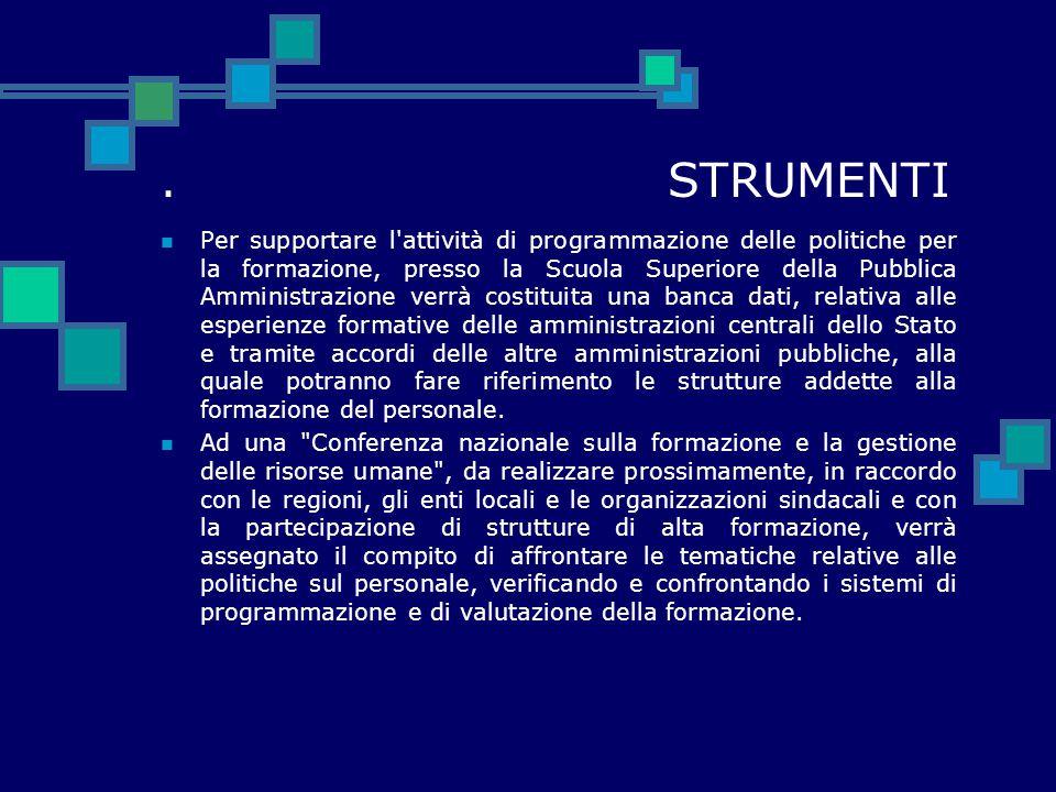 . STRUMENTI