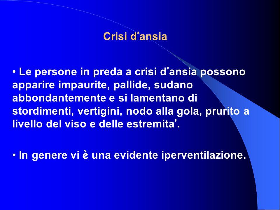 Crisi d'ansia