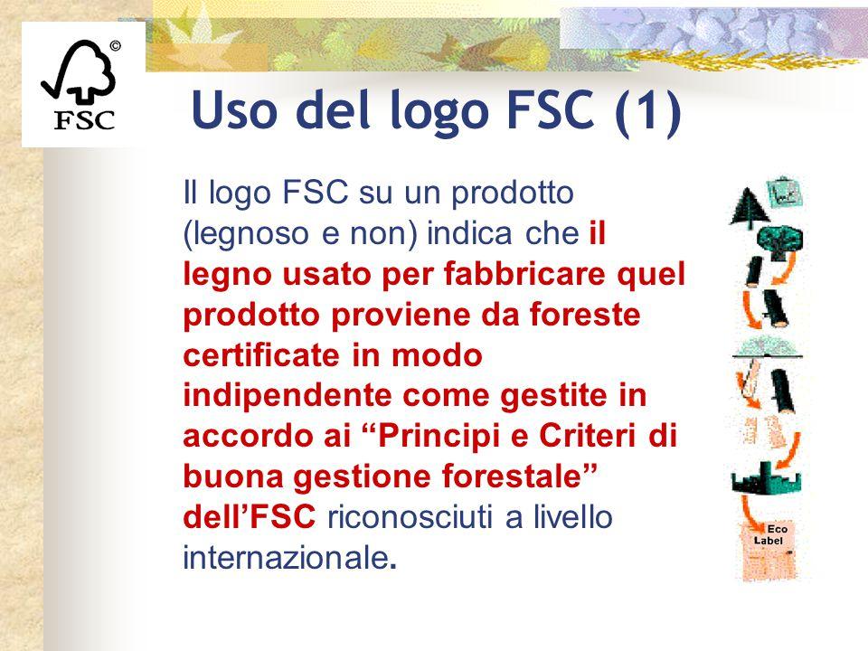 Uso del logo FSC (1)