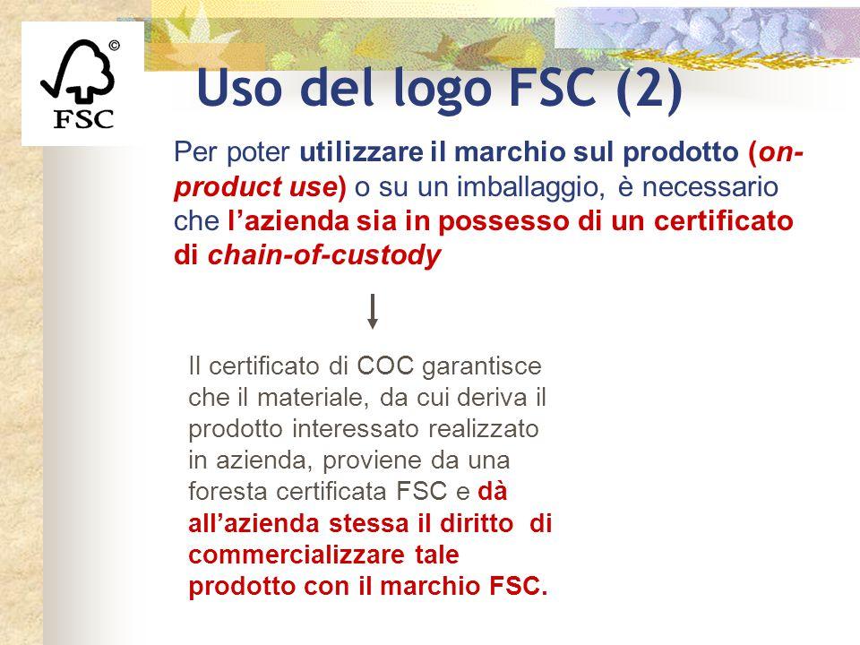 Uso del logo FSC (2)