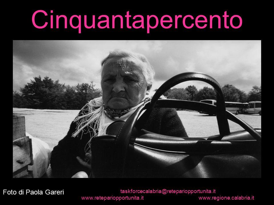 Cinquantapercento Foto di Paola Gareri