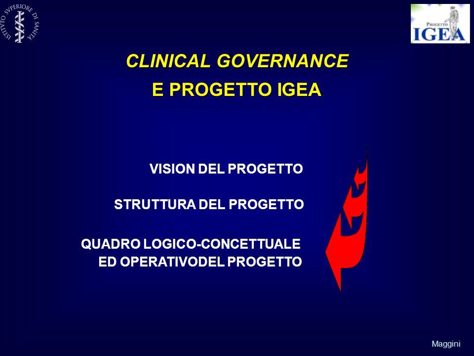 QUADRO LOGICO-CONCETTUALE ED OPERATIVODEL PROGETTO