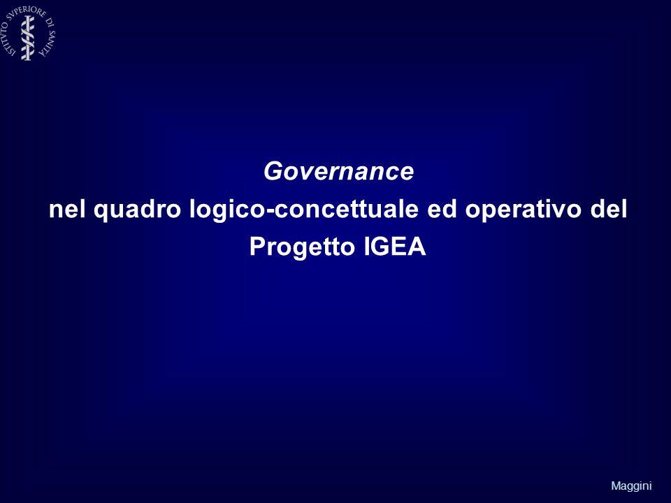 nel quadro logico-concettuale ed operativo del