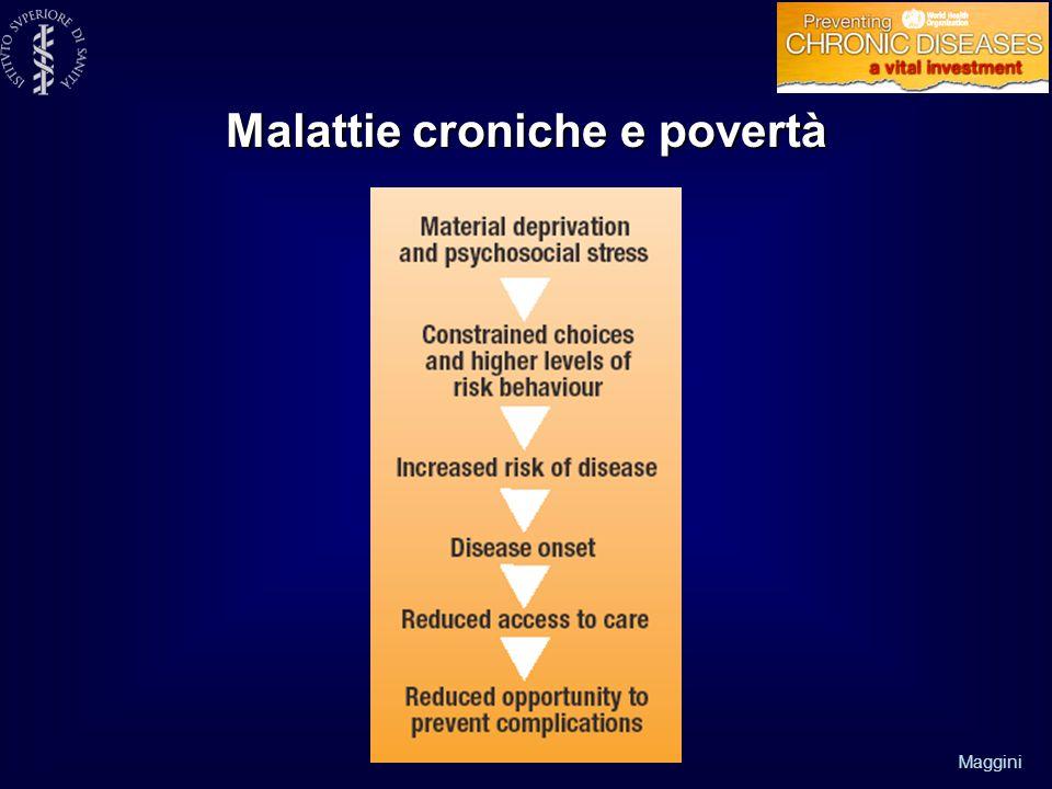 Malattie croniche e povertà