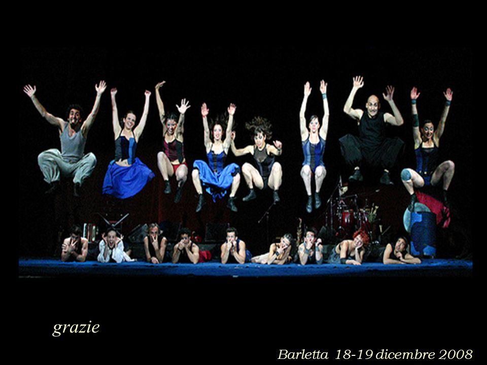 grazie Barletta 18-19 dicembre 2008