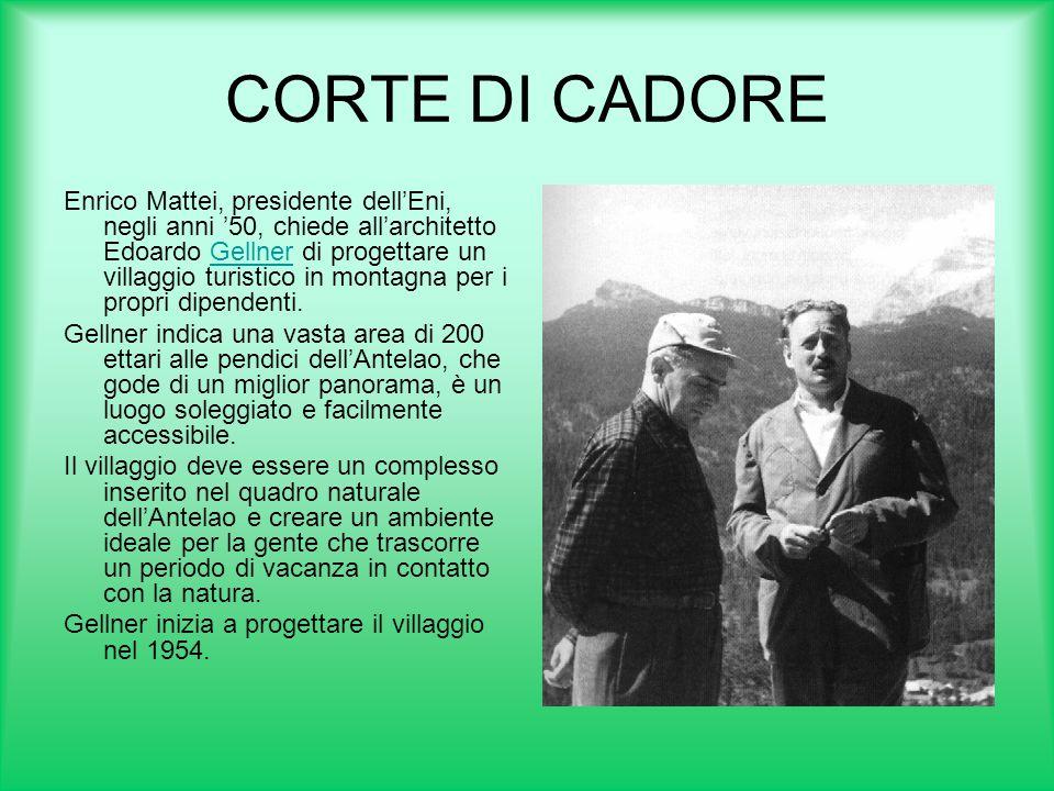 CORTE DI CADORE