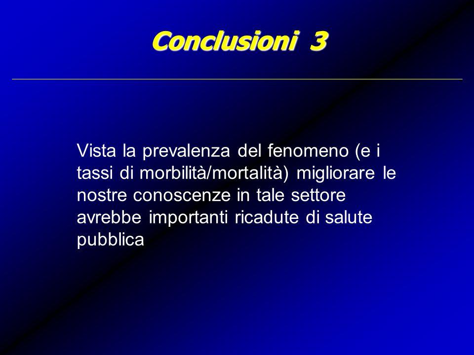 Conclusioni 3