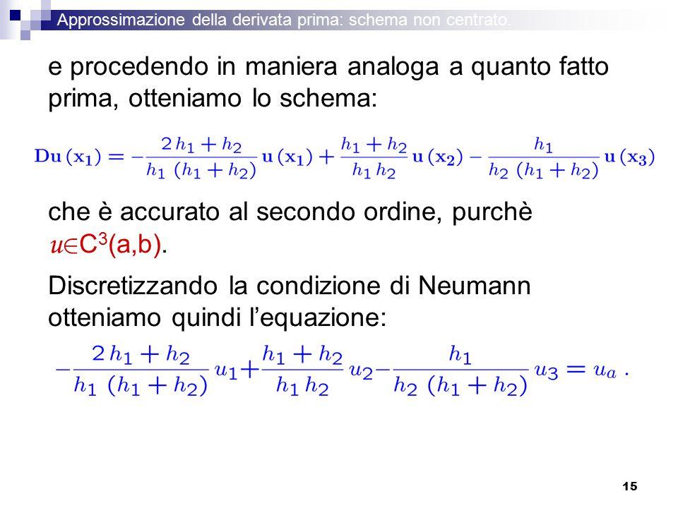 che è accurato al secondo ordine, purchè u2C3(a,b).