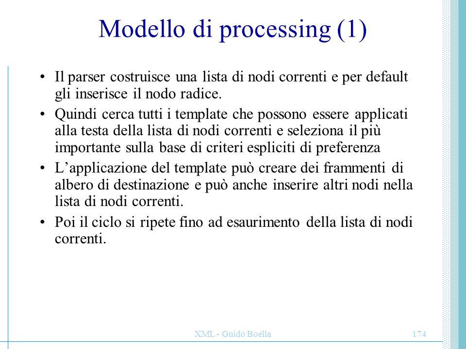 Modello di processing (1)
