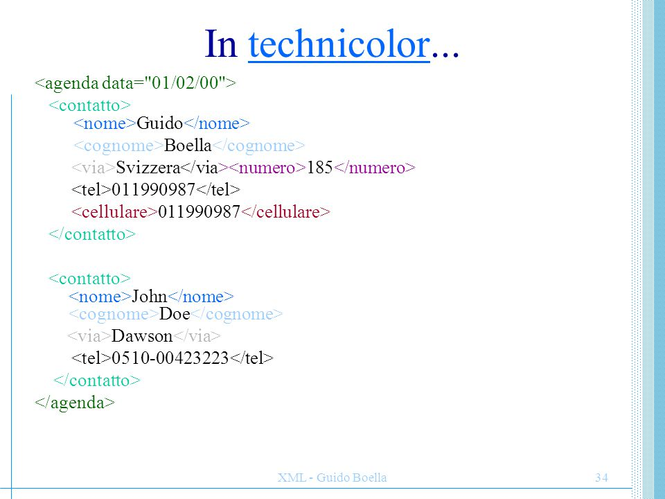 In technicolor... <agenda data= 01/02/00 >