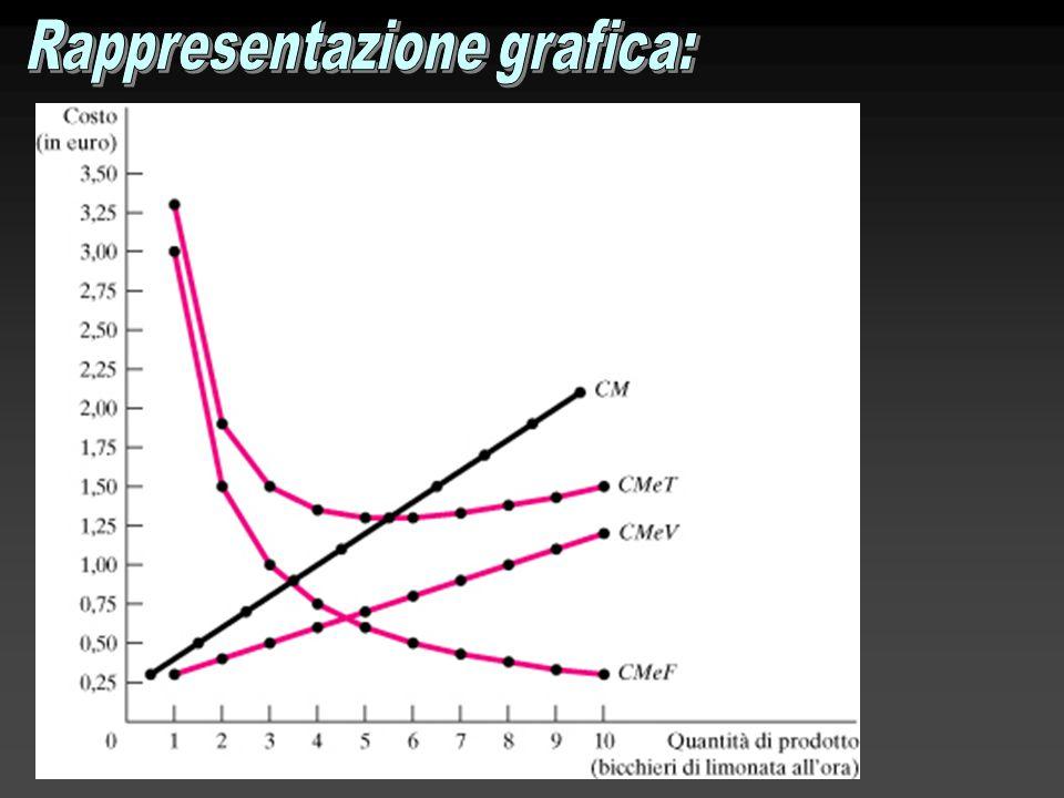 Rappresentazione grafica: