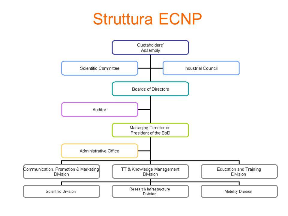 Struttura ECNP