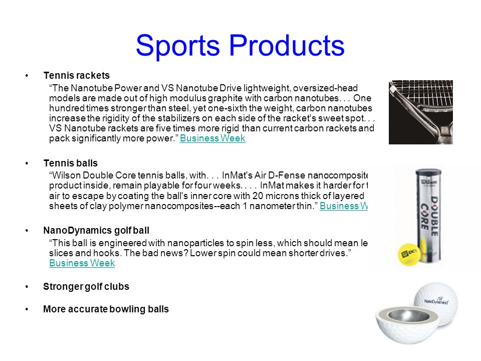 Sports Products Tennis rackets