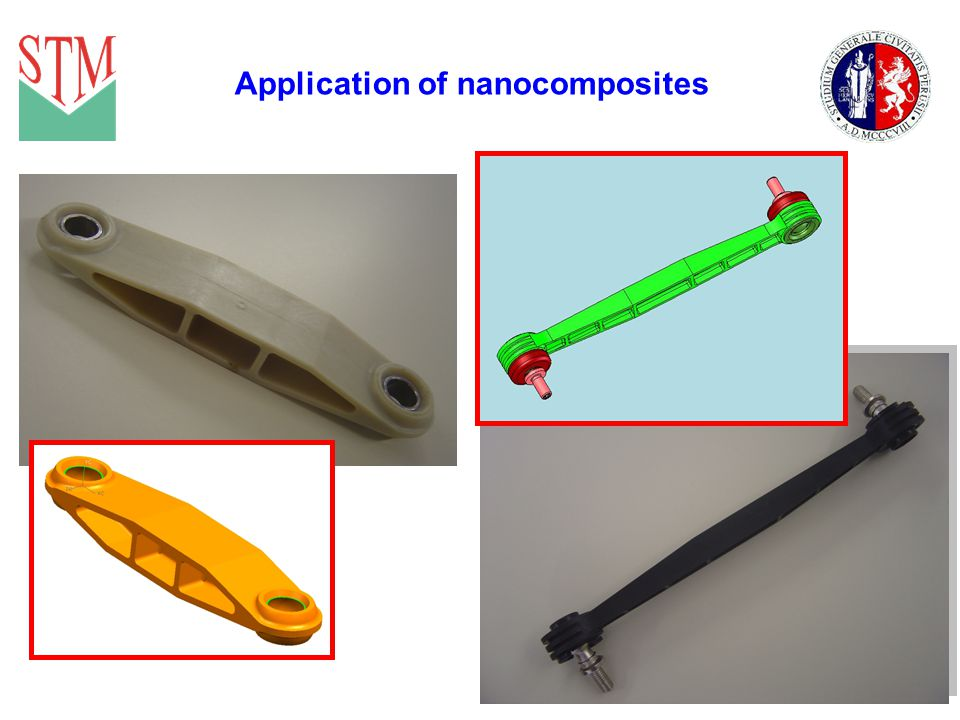 Application of nanocomposites