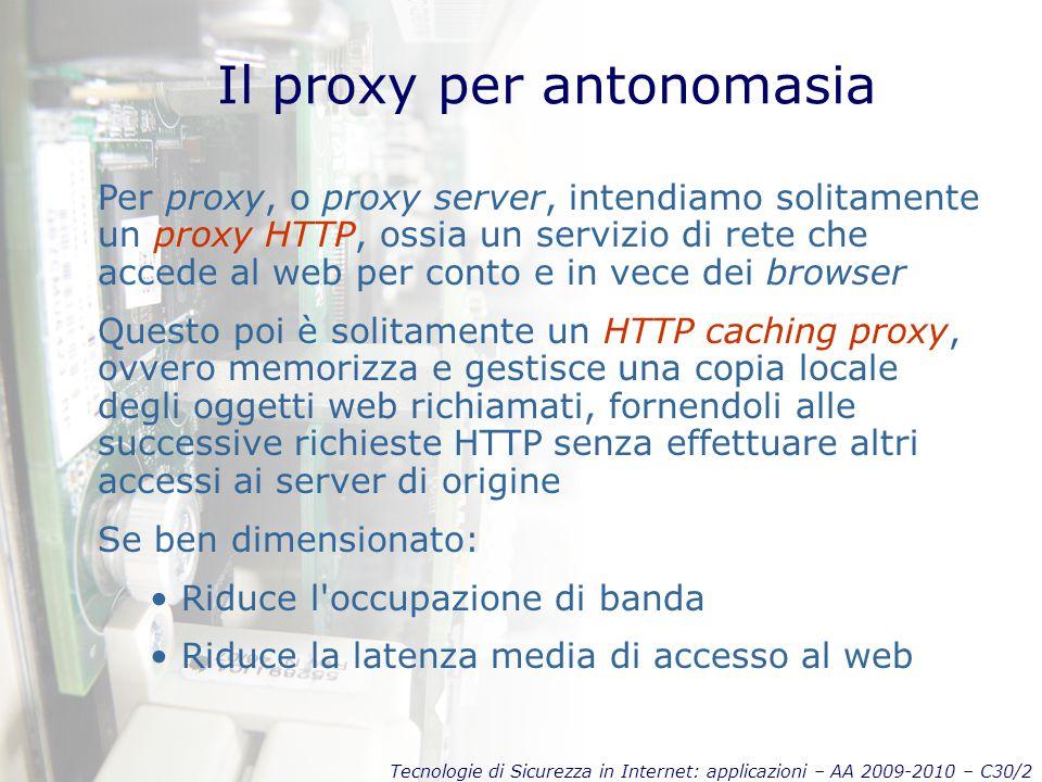 Il proxy per antonomasia