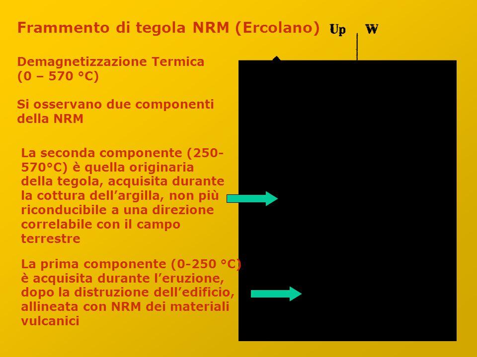 Frammento di tegola NRM (Ercolano)
