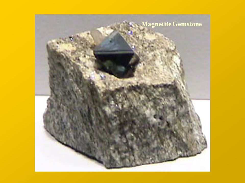Magnetite Gemstone