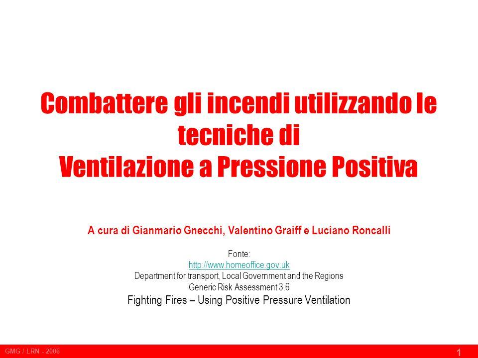 A cura di Gianmario Gnecchi, Valentino Graiff e Luciano Roncalli