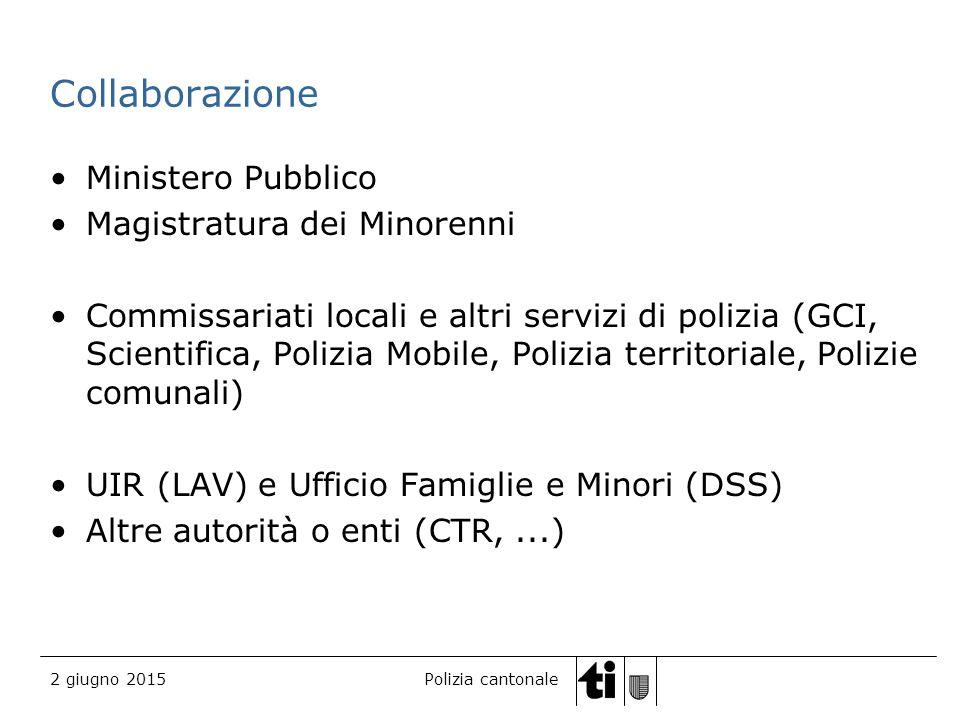 Collaborazione Ministero Pubblico Magistratura dei Minorenni