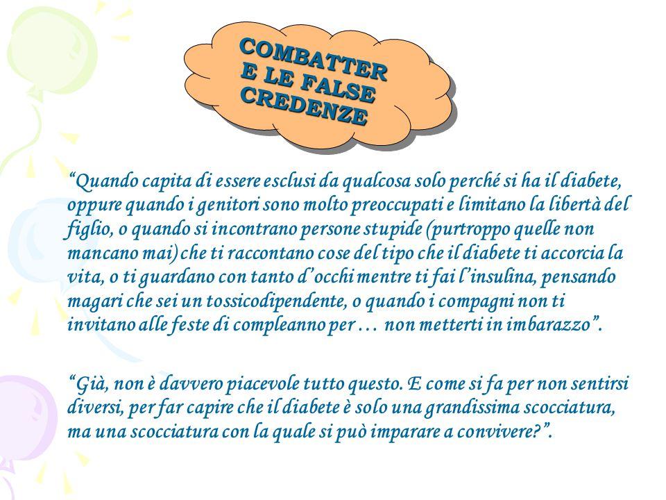 COMBATTERE LE FALSE CREDENZE