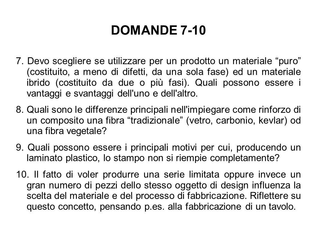 DOMANDE 7-10