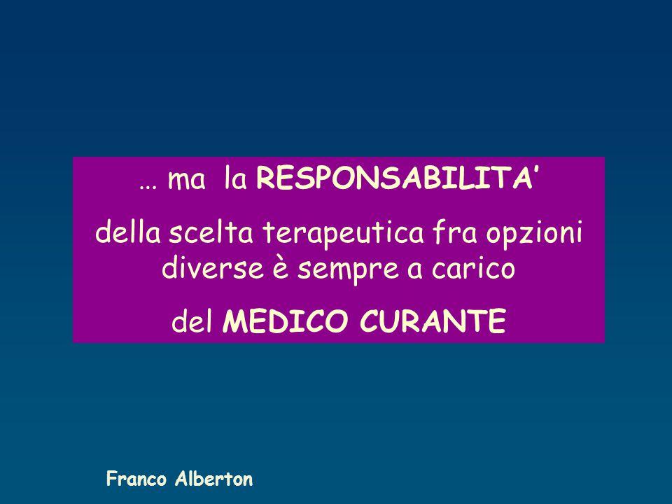 … ma la RESPONSABILITA'