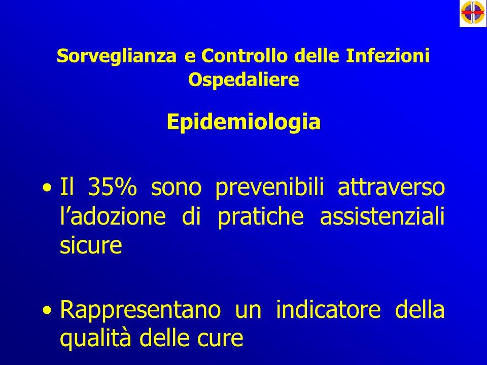 Sorveglianza e Controllo delle Infezioni Ospedaliere