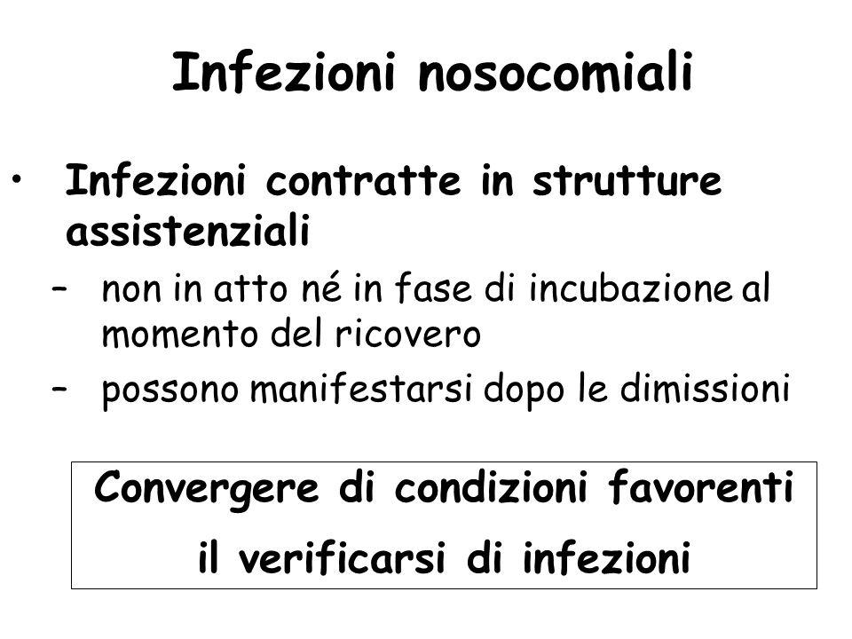 Infezioni nosocomiali