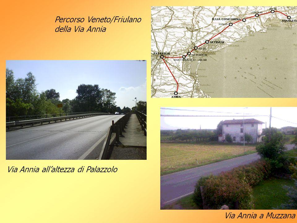 Percorso Veneto/Friulano