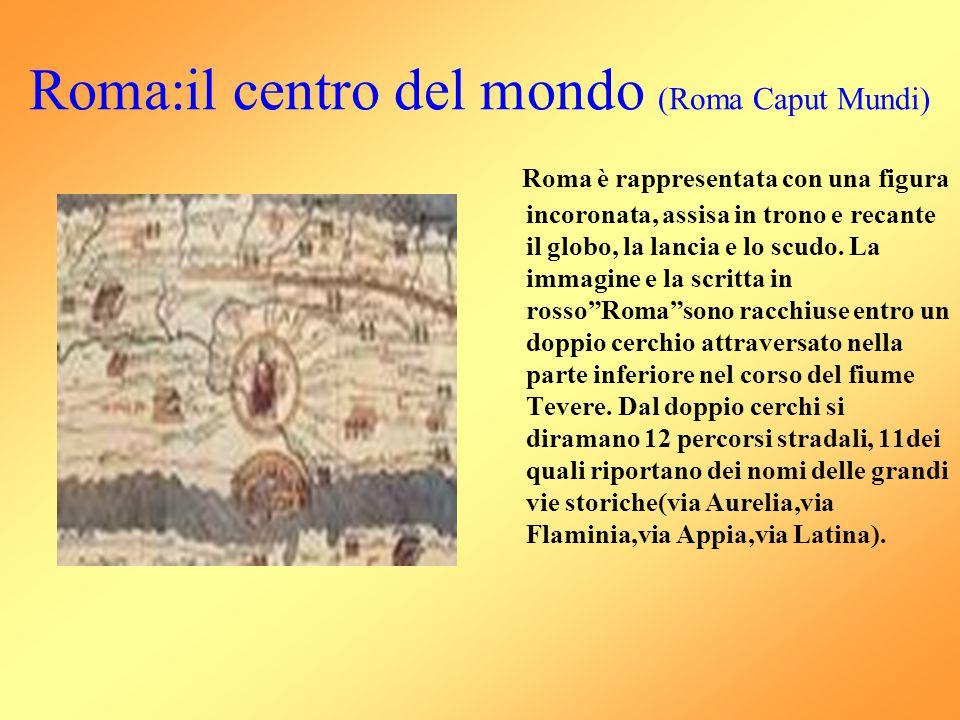 Roma:il centro del mondo (Roma Caput Mundi)