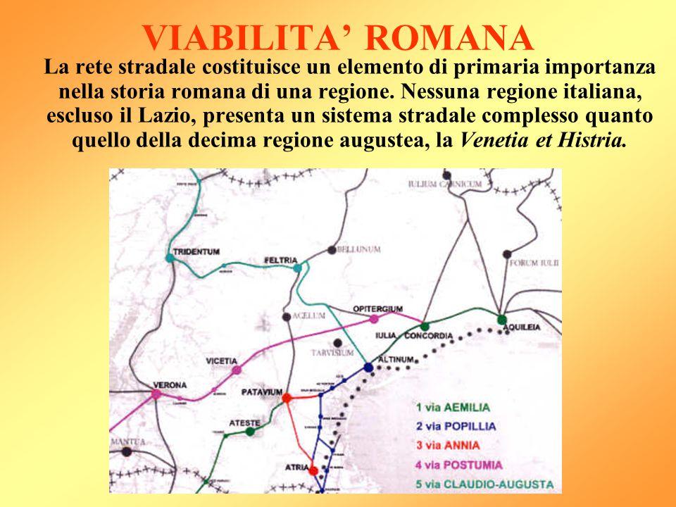 VIABILITA' ROMANA