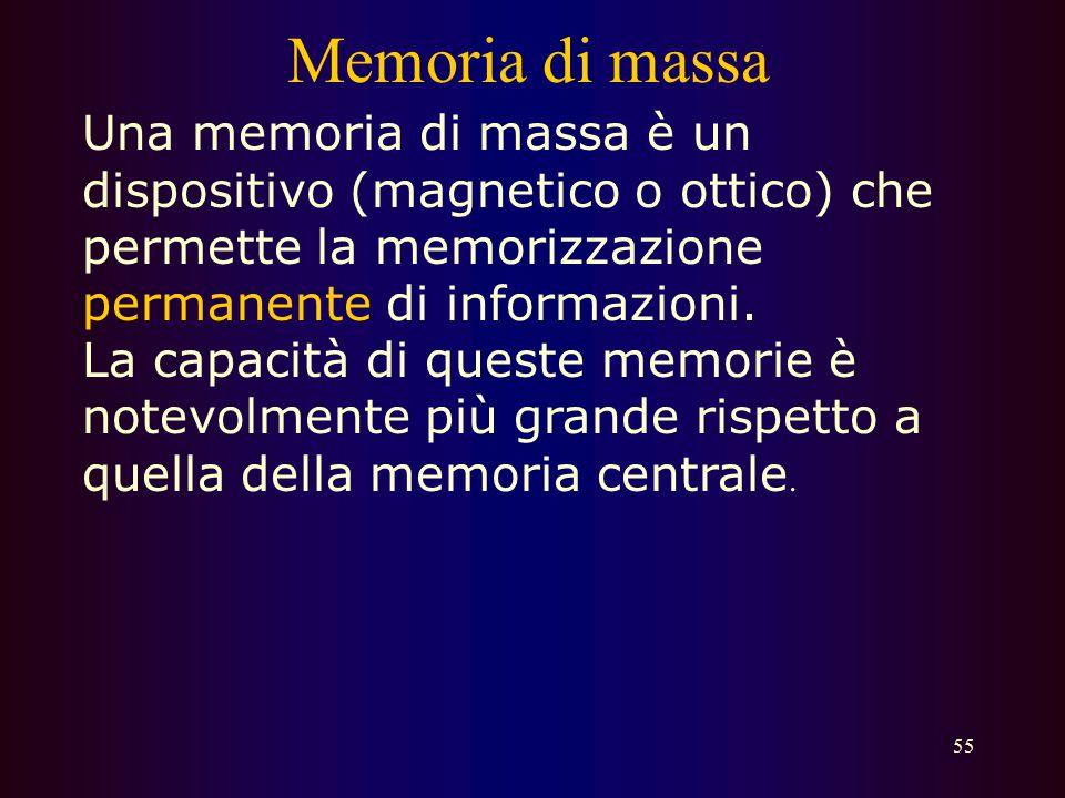 Memoria di massa