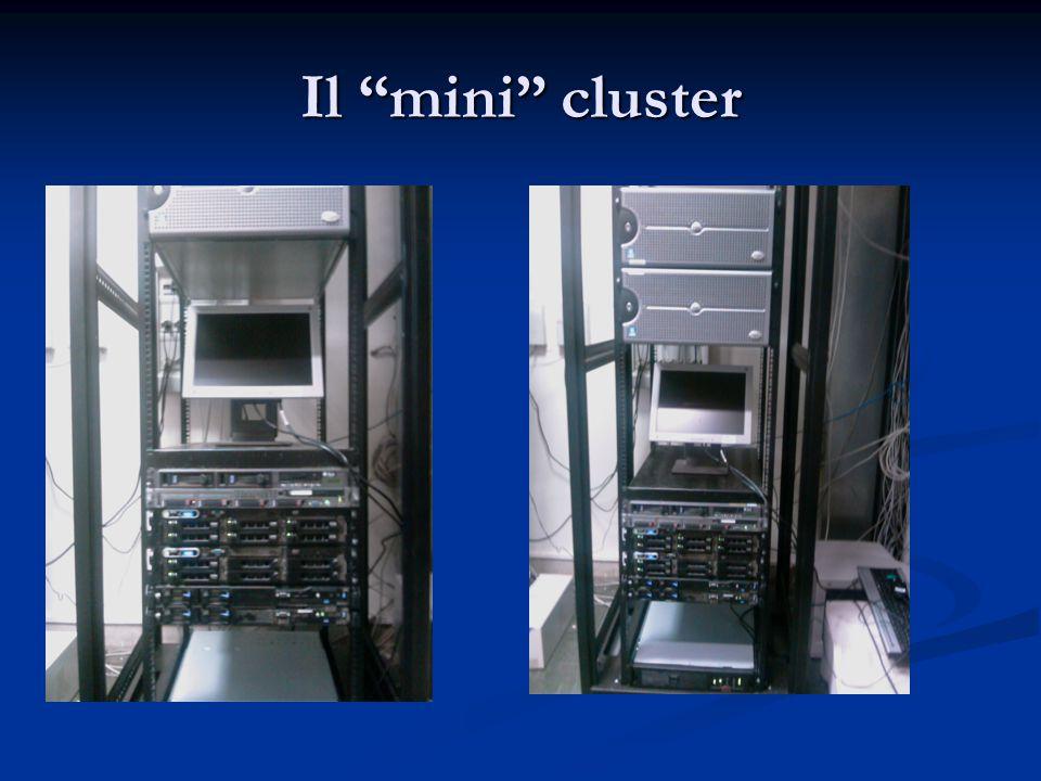Il mini cluster