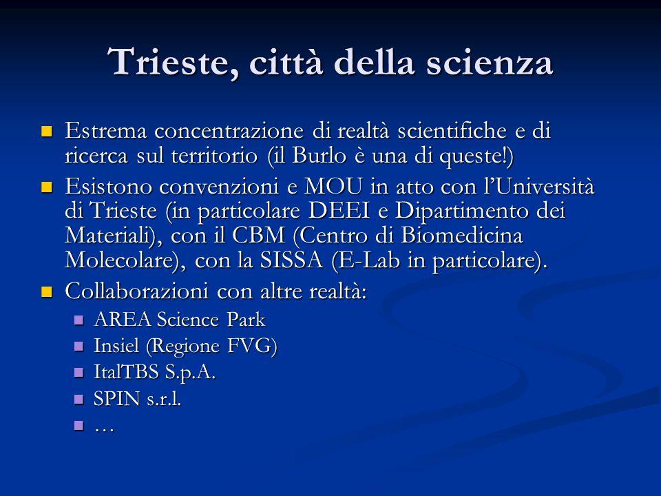 Trieste, città della scienza