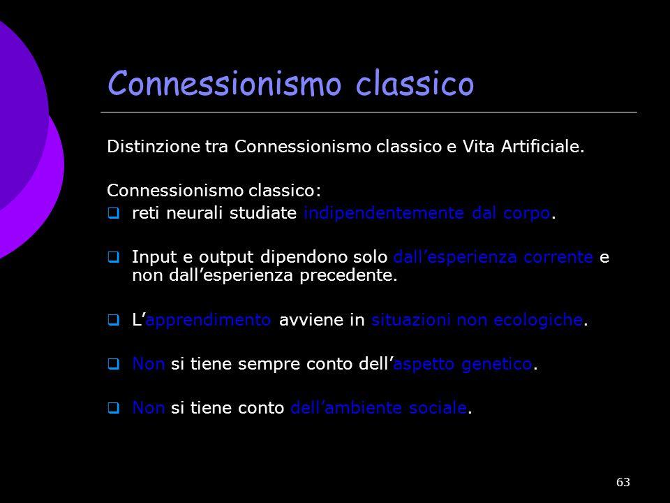 Connessionismo classico