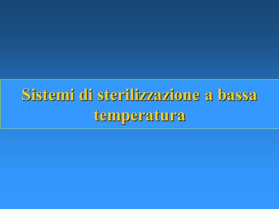 Sistemi di sterilizzazione a bassa temperatura