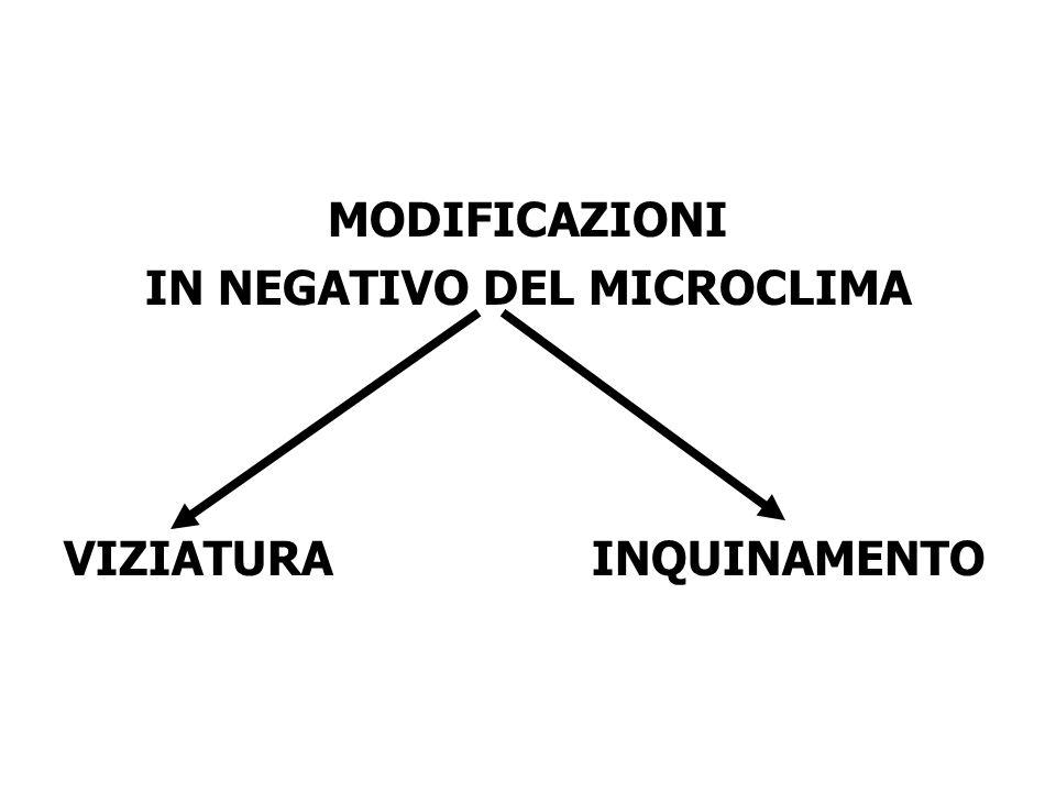 IN NEGATIVO DEL MICROCLIMA