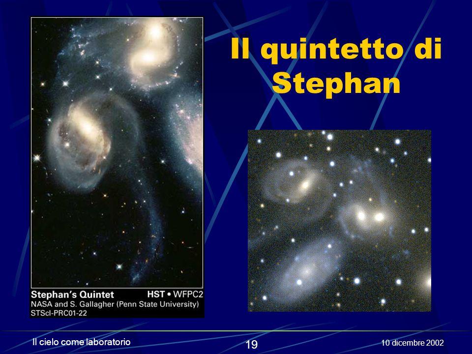 Il quintetto di Stephan