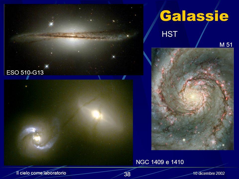 Galassie HST M 51 ESO 510-G13 NGC 1409 e 1410