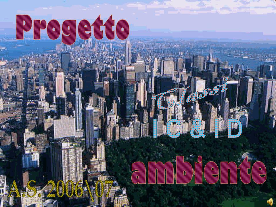 Progetto Classi I C & I D ambiente A.S. 2006\07
